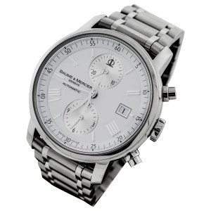 Baume Mercier watch drop