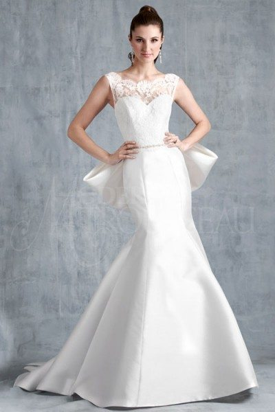 BRYTON bridal gown by Modern Trousseau