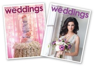 Subscribe to Tampa Bay Weddings Magazine
