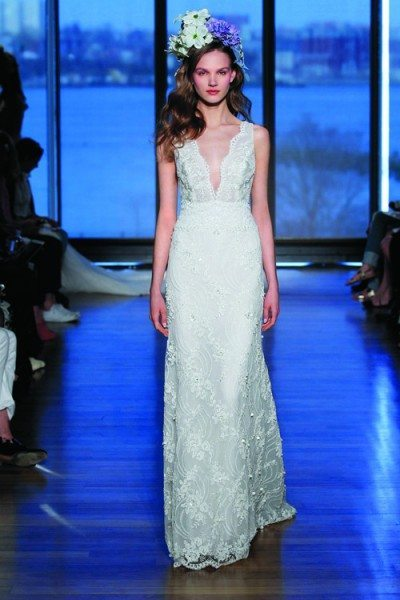 INES DI SANTO BRIDAL at Isabel Oneil