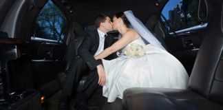 wedding limo service for Tampa Bay Florida
