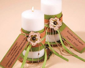 CHARITABLE GIFTS AS WEDDING FAVORS