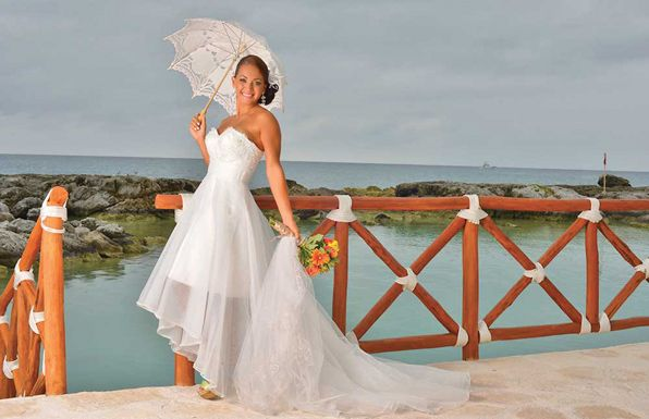 Destination Wedding at the Hard Rock Hotel Riviera Maya