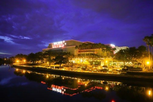 The Straz Center - Tampa Bay Weddings