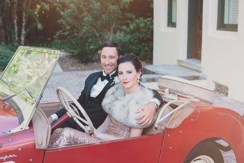 """The """"Great Daxby"""" Wedding at the Powel Crosley Estate"""