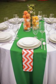 Citrus Inspired Weedin at Hotel Zamora