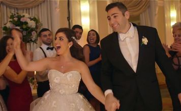 Aly and Jesse wedding video