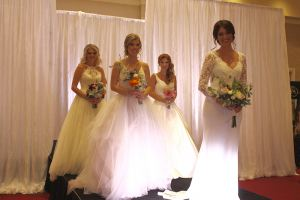 The Elegant Wedding Showcase held July 31, 2016
