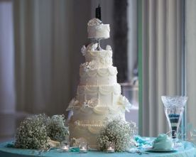 Cake Inspiration: Ivory Tower