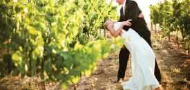 Destination Wedding: Paso Robles Wine Country