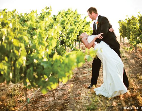 Destination Weddings at Paso Robles Wine Country