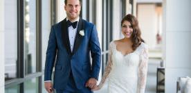 Real Wedding: Jessica Blanco and Michael Norris