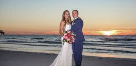 Real Wedding: Katy Ziegler and Carlo Galluccio