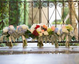 Floral Inspiration: Complimentary Bouquets