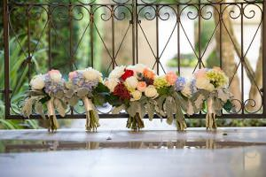 Pupello Wedding floral design