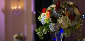 Floral Inspiration: Deeply Rich Centerpiece