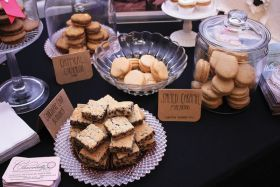 Chocolate Pi desserts at The Elegant Wedding Showcase
