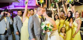 Real Wedding: Ashley Thomas and Richard Jachens