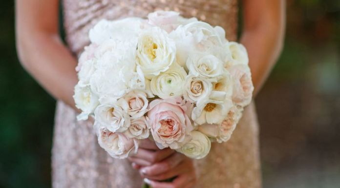 FH Weddings floral bouquet
