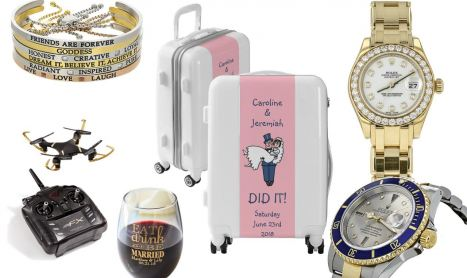 More Great Wedding Gifts