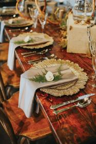 Tampa Bay Weddings Blog - Rustic Charm in Historic Warehouse