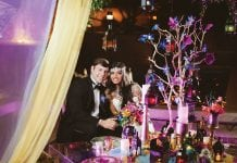 Tampa Bay Weddings - Moroccan-Inspired Wedding Theme
