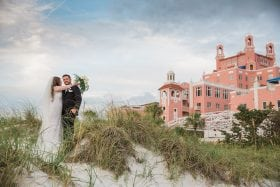 Tampa Bay Weddings: Adrienne Dameron and Kevin Whittier