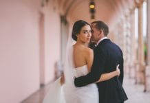 Real Wedding: Courtney Raterman and Rob Casal