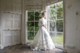 MAYFAIR bridal gown