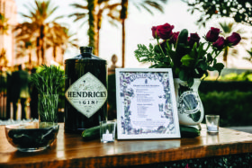 Inspirational Event: Topsy-Turvy, Tipples & Tea with Hendrick's Gin